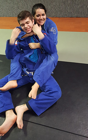 Cleveland Self Defense - GRACIE / BRAZILIAN JIU-JITSU (BJJ)
